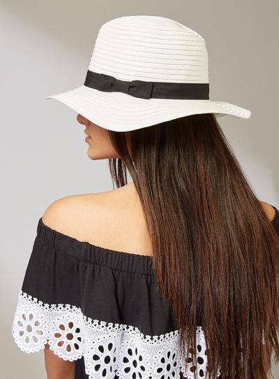 6380c80206c Womens White Latina Sun Hat
