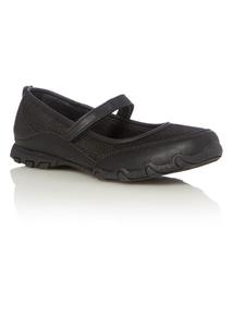Black Sporty Ballet Shoes