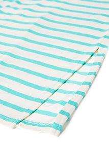 Multicoloured Stripe Maxi Dress (3-14 years)