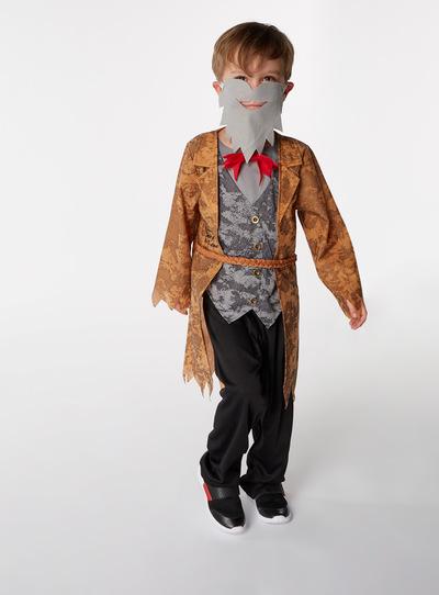 Multicoloured Mr Stink Costume (3-12 years)