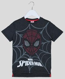 Spider-Man Grey Stud T-Shirt (3 - 12 years)