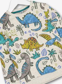 Multicoloured Dinosaur Sweatshirt (12 Months - 6 Years)