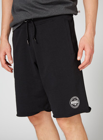 Russell Athletic Black Baseball Shorts