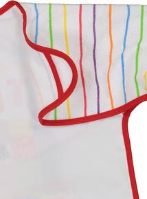 Elmer Multicoloured Long Sleeve Bib (One Size)