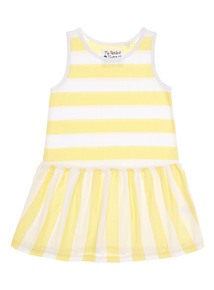Yellow Jersey Dress (9 months - 6 years)
