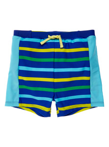 Blue Swim Shorts With Nappy (0- 3 years)