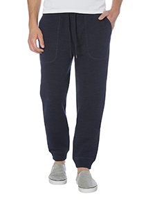 Navy Grindle Joggers