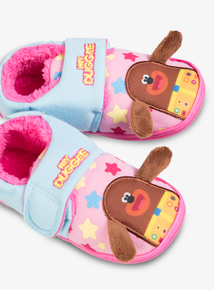 05535ef494c Online Exclusive Hey Duggee Multicoloured Slippers (5 Infant - 10)