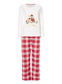 Boofle Fleece Pyjama Set