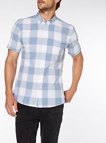 Blue Check Shirt