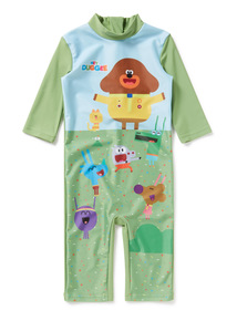 Green Hey Duggee Sunsafe UPF 40 (9 months-6 years)