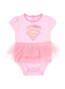 Pink Tutu Bodysuit