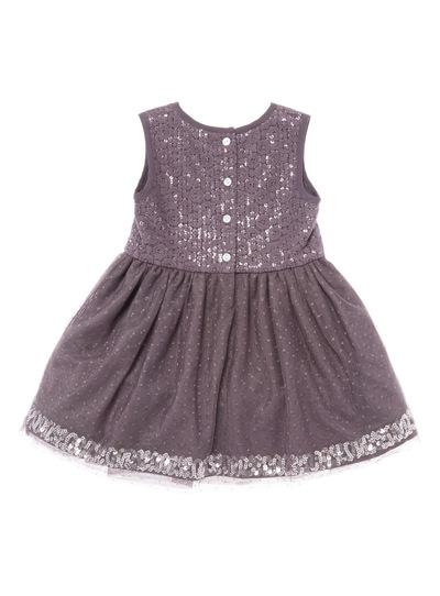 Purple Sequin Dresses