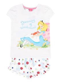 Disney Alice PJ Set (18 months - 10 years)