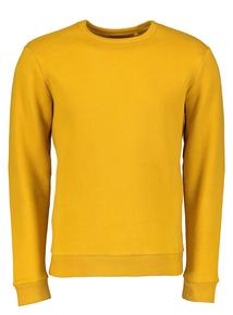 Mustard Crew Neck Sweatshirt