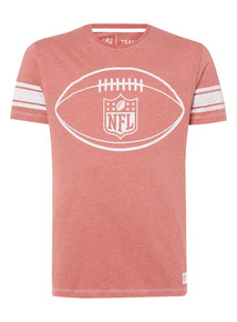NFL Vintage Ball Logo Tee