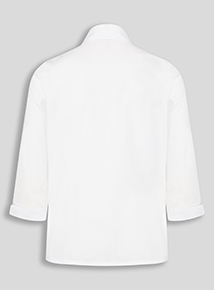 Teen White Fashion Shirt (10-16 years)