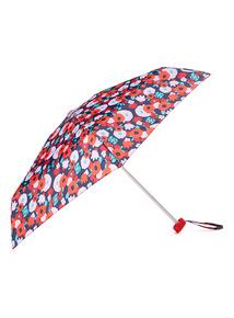 Floral Print Mini Umbrella