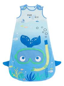 Blue Sea Sleeping Bag (0 - 24 months)