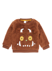 Kids Brown Gruffalo Sweat (0-24 months)