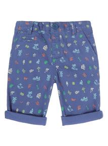 Multicoloured Beach Chino Shorts (9 months - 6 years)