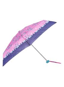 Multicoloured Floral Umbrella