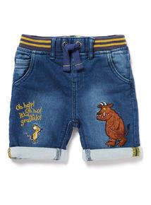 Denim Gruffalo Shorts (9 months-6 years)
