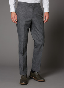 Grey Grindle Suit Trousers