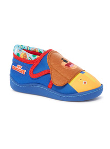Hey Duggee Velcro Slippers (4 Infant - 13 Infant)