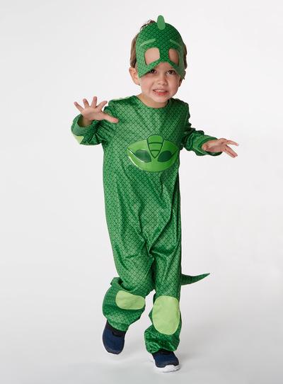 Green Gecko Costume (2-8 years)