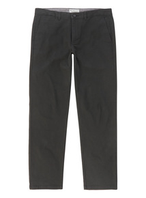 Forest Green Straight Chino Trouser