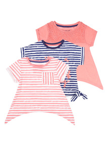 Tops 3 Pack (9 months - 6 years)