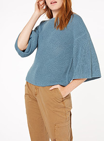 Wide Sleeve Jumper