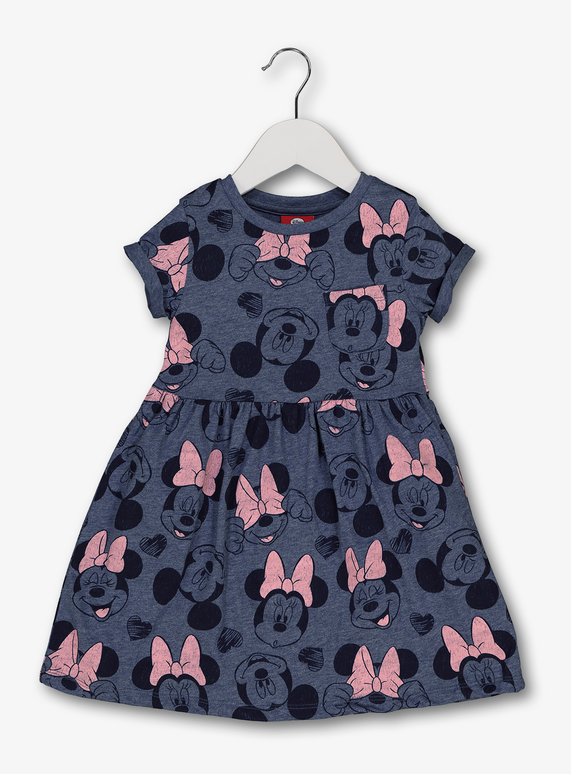 f378d74ea Baby Disney Mickey Mouse & Friends Print Dress (9 Months - 6 Years ...