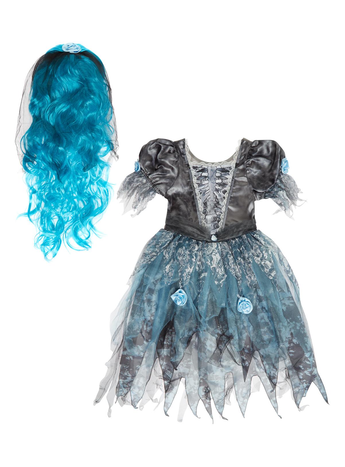 Halloween Kids Eerie Zombie Witch Costume (3-12 years) | Tu clothing