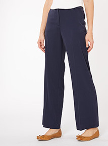 Online Exclusive Wide Leg Trousers