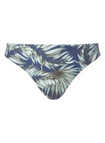 Leaf Pattern Bikini Brief