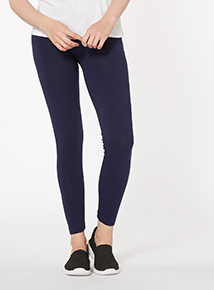 Navy Perfect Colour Leggings 2 Pack