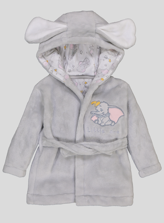 60efb0030d15 License   Character Shop Disney Dumbo Hooded Dressing Gown (0-12 ...