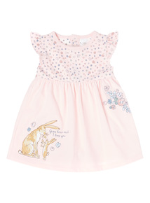 Pink Guess How Much I Love You Jersey Dress (0 - 24 months)