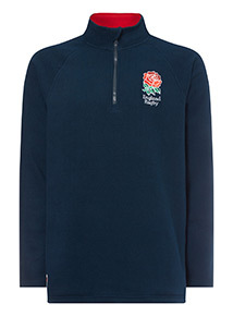 Official Licensed England Rugby Navy Fleece