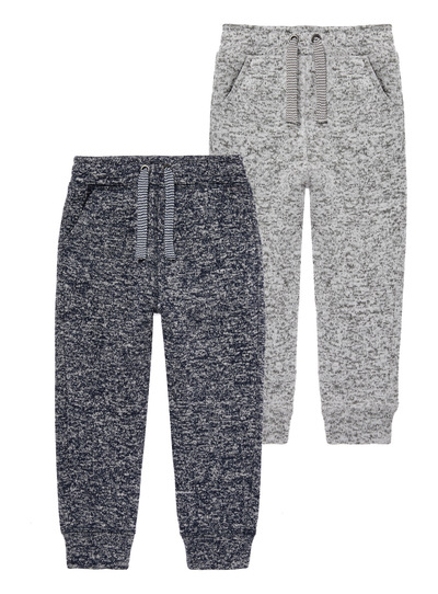 Fleece Joggers 2 Pack (9 months-6 years)