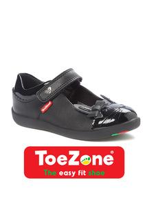 Black Rabbit ToeZone Shoes