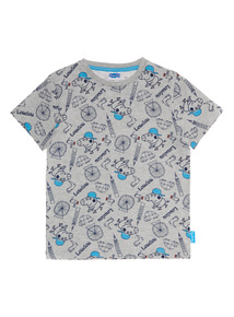Multicoloured George Pig London Tee (9 months - 6 years)