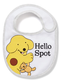 White Spot The Dog Bib