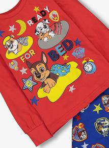 Paw Patrol Multicoloured Pyjamas (1.5 - 7 Years)