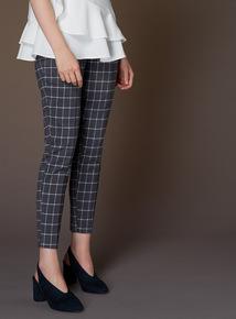 Premium Check Trousers