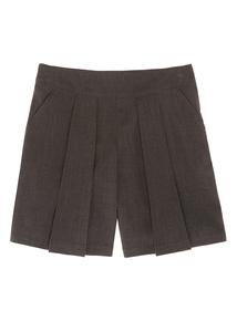 Girls Grey Culottes (3-16 years)