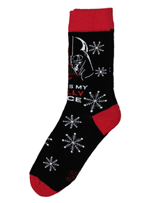 Star Wars Darth Vader Novelty Christmas Socks