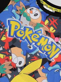 Pokemon Multicoloured T-Shirt (4-14 years)